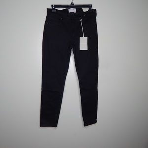 everlane Ankle Jeans black sz 27